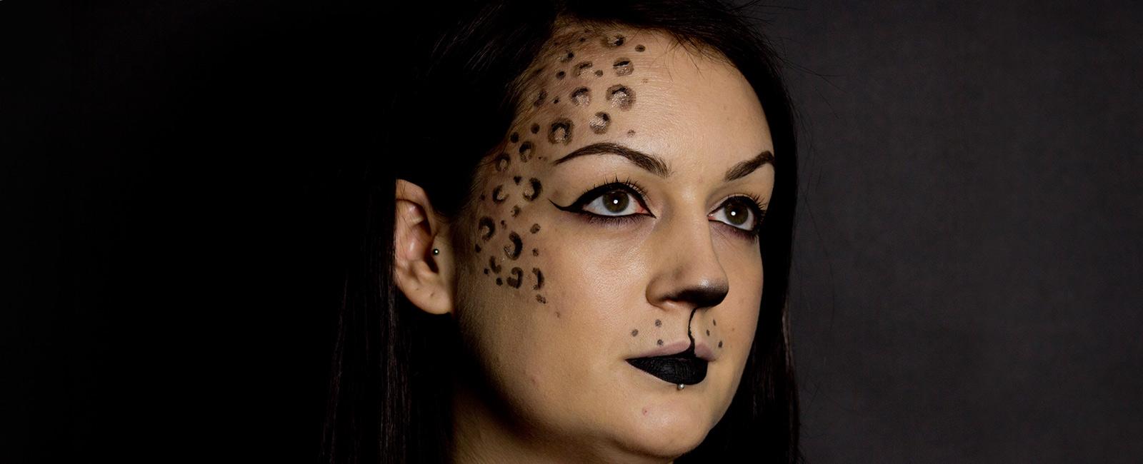 leopard-look