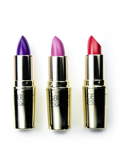 Gerard Cosmetics Lipsticks
