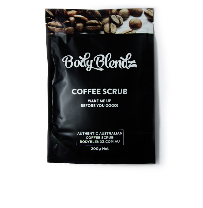 Body Blendz Coffee Scrub
