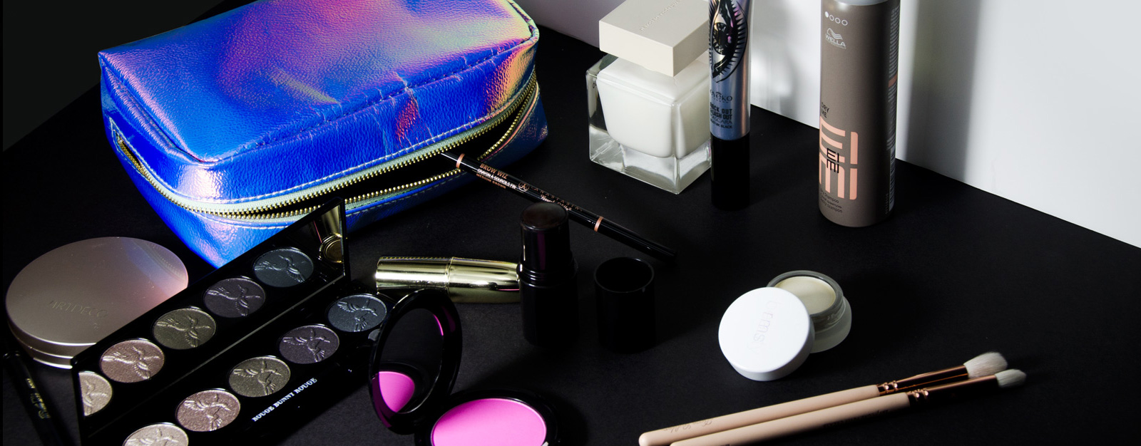 Desk to Dancefloor Beauty Essentials
