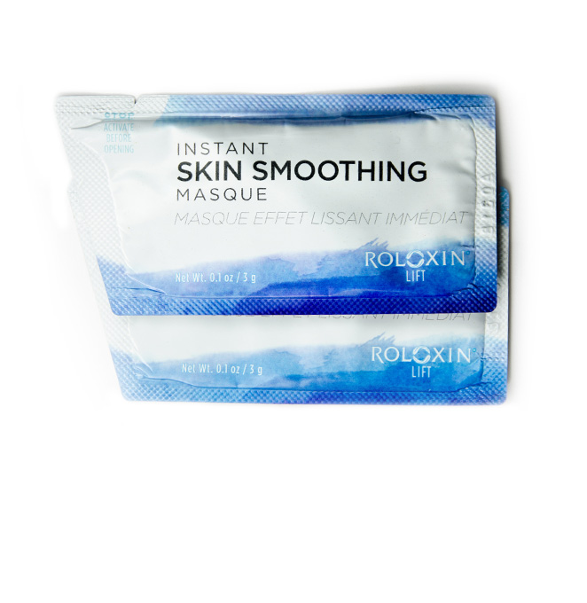 Roloxin Instant Skin Smoothing Mask