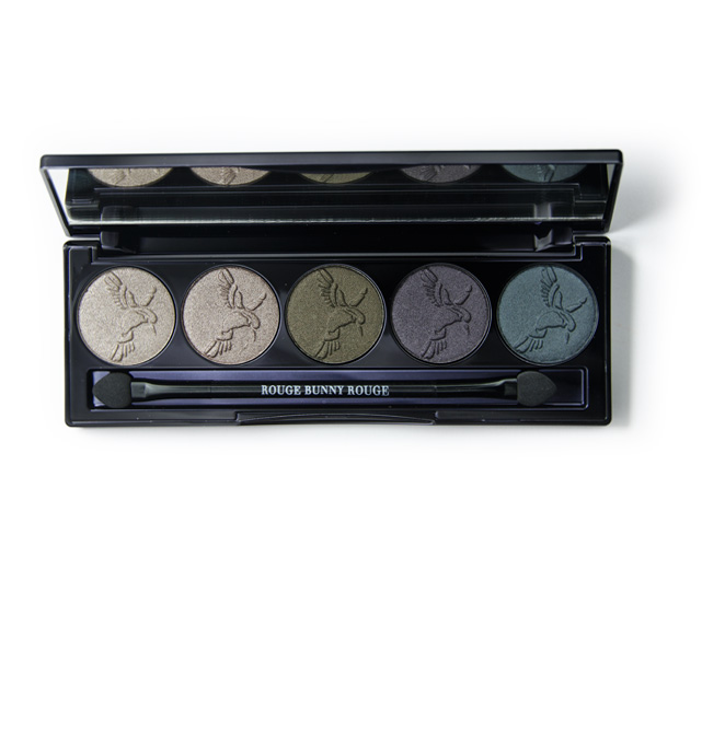 Rouge Bunny Rouge Eyeshadow Palette Raw Garden