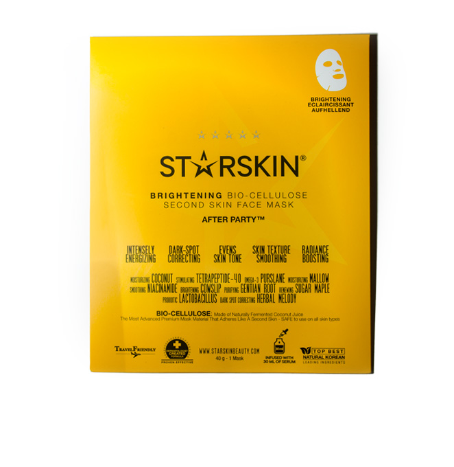 Starskin Afterparty Brightening Mask