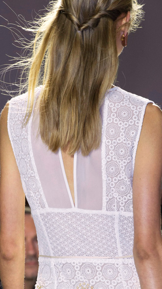 2016 Beauty Forecast Altuzarra Hair SS16