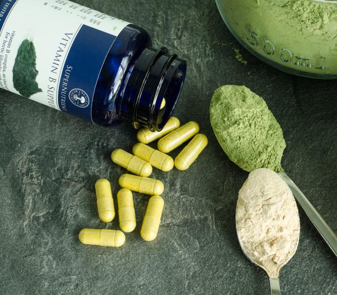 Neal's Yard Remedies SuperNutrient Vitamin B Supplement