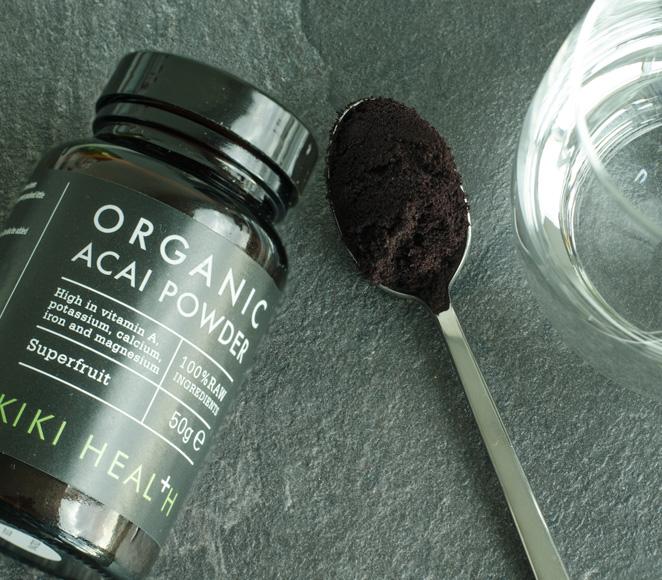 Kiki Health Organic Acai Powder