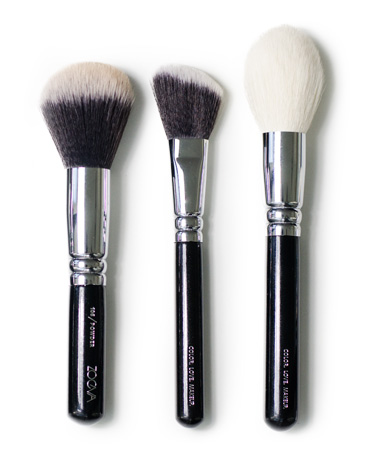 Zoeva Face Brushes