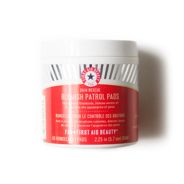 First Aid Beauty Blemish Rescue Pads
