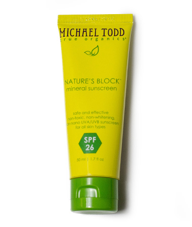 Michael Todd Mineral Sunscreen