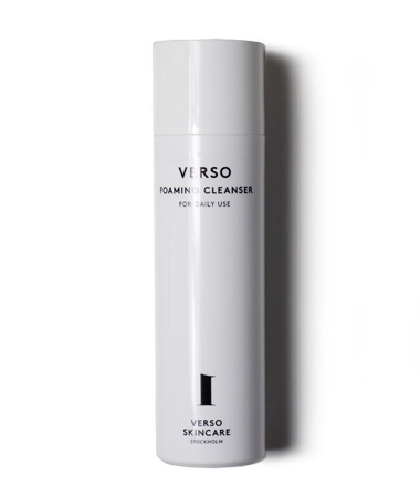 Verso Foaming Cleanser 1