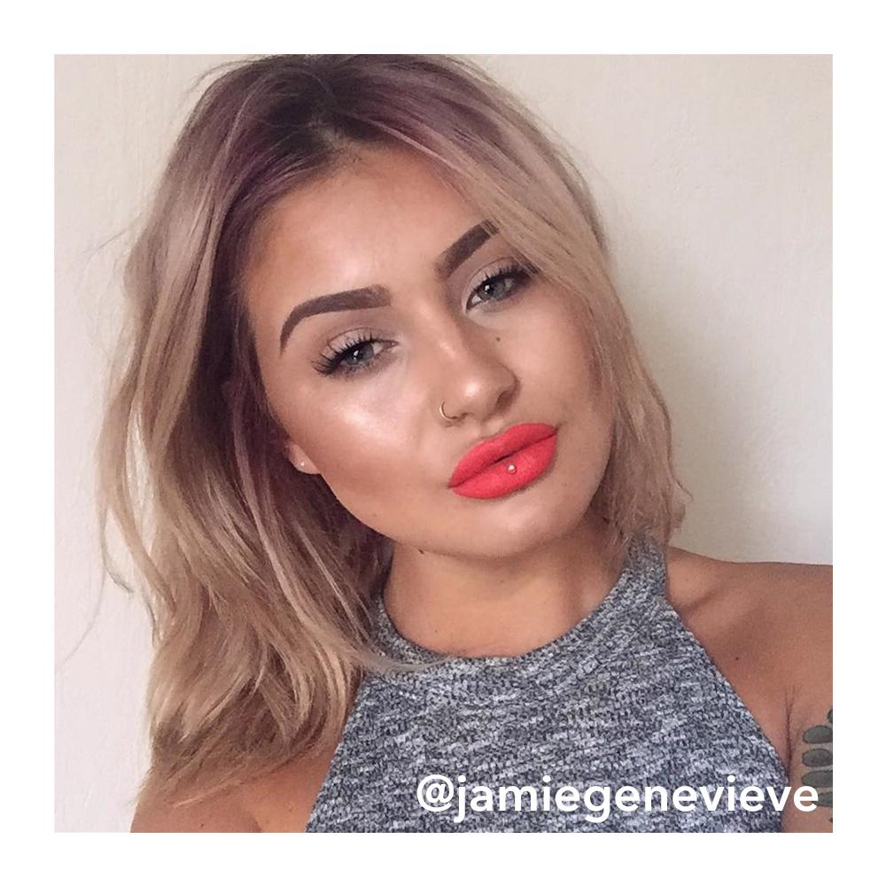 Jamie Genevieve Matte Lips