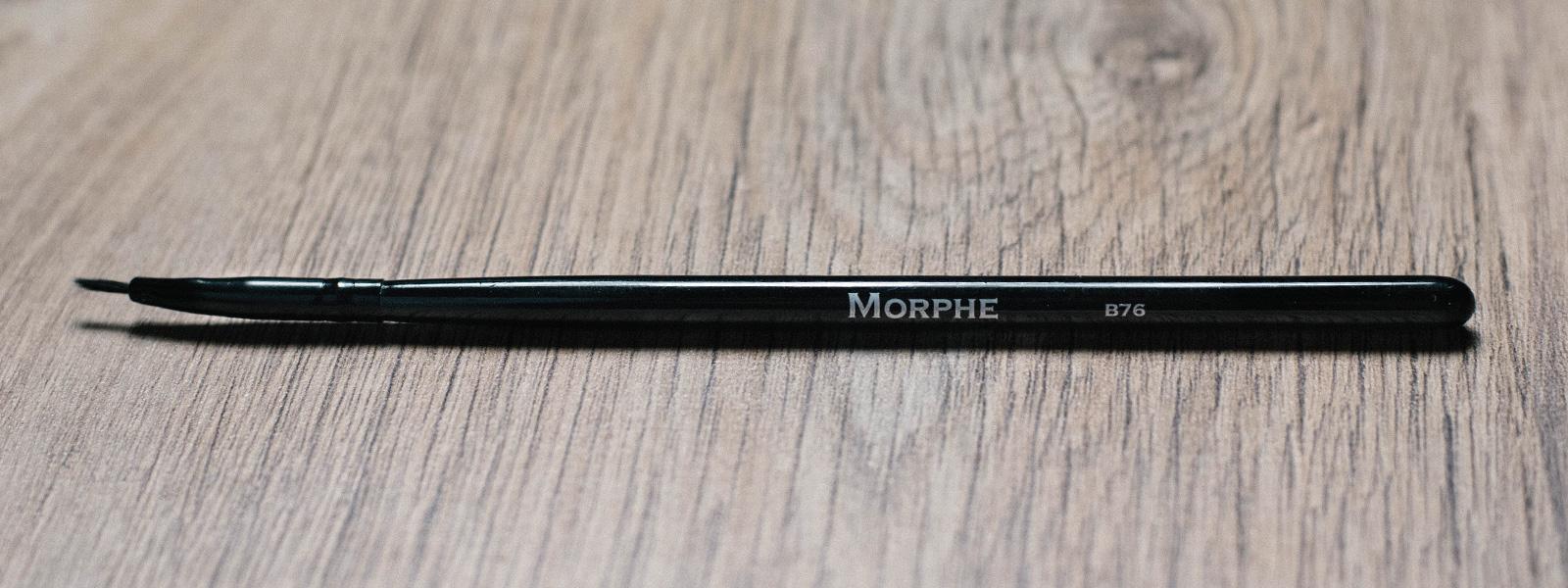 Morphe Brushes B76 Bent Liner Brush
