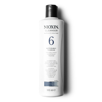 nioxin system 6 scalp cleanser