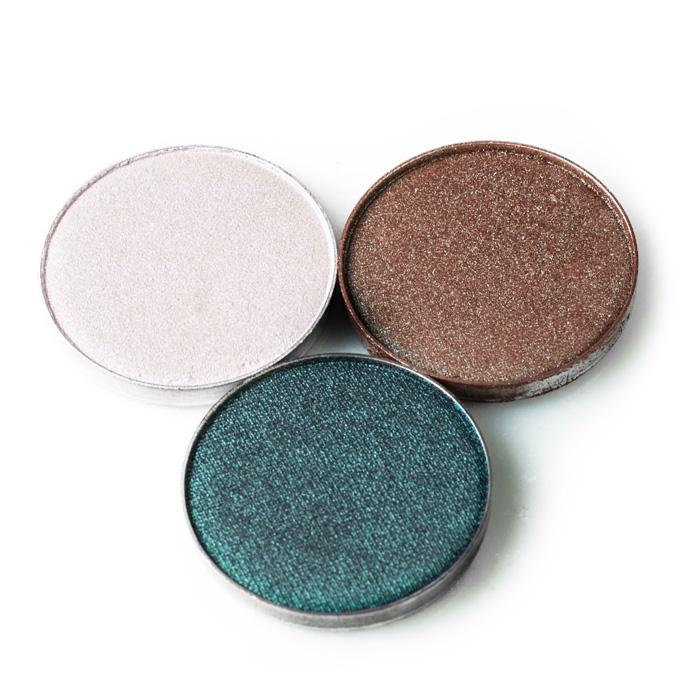makeup geek duo chrome pans