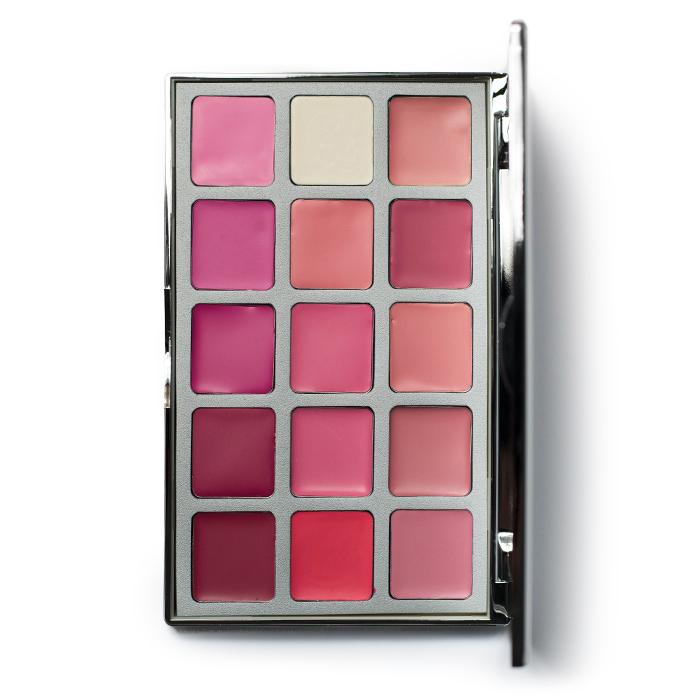 Lip Colour Palette