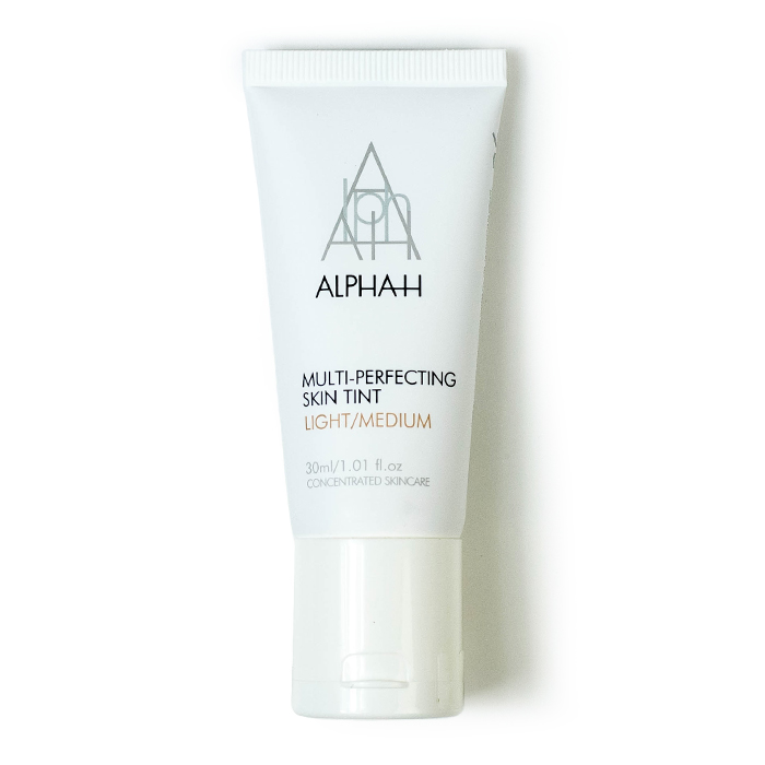 alphah multi perfecting skin tint