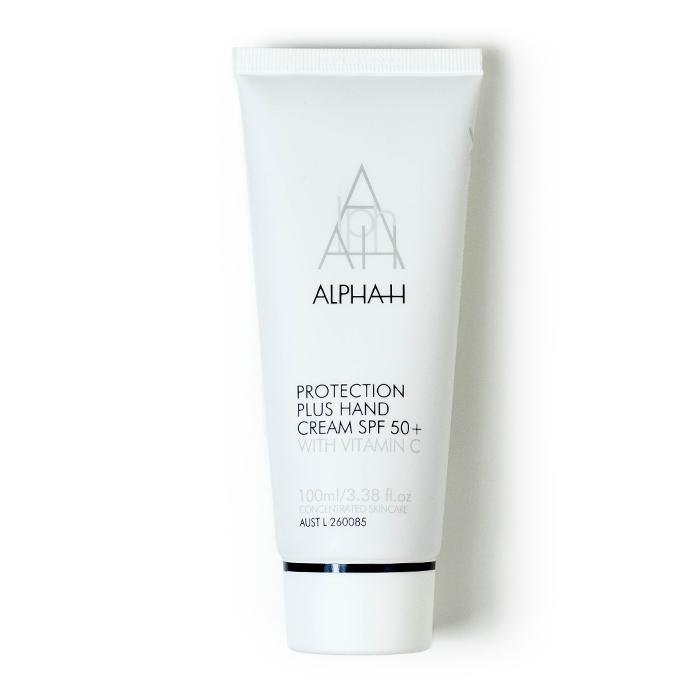 alphah plus hand cream spf50