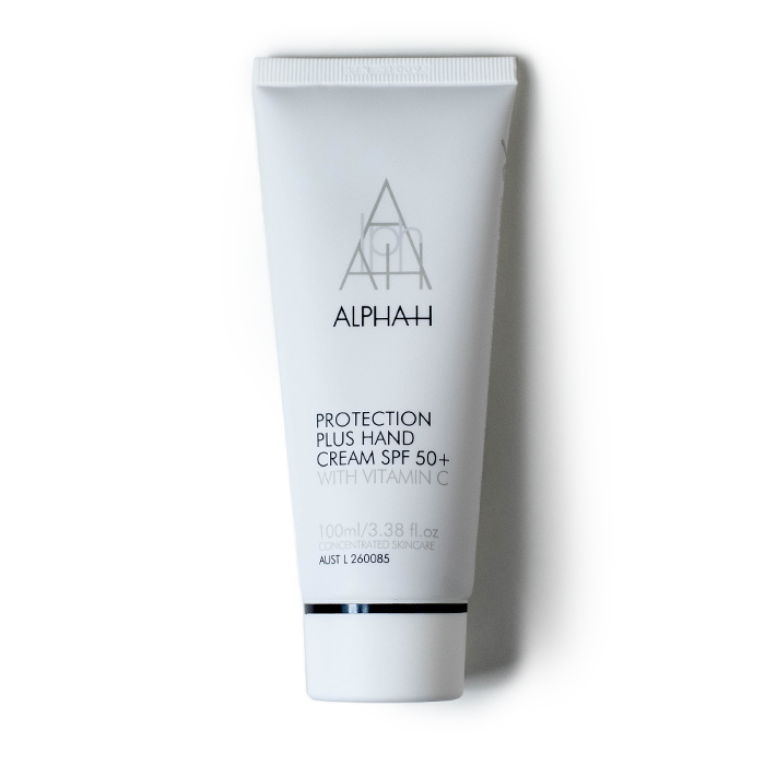 alphah protection plus daily hand cream