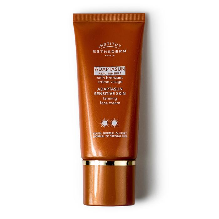 institut esthederm adaptasun face cream sensitive skin