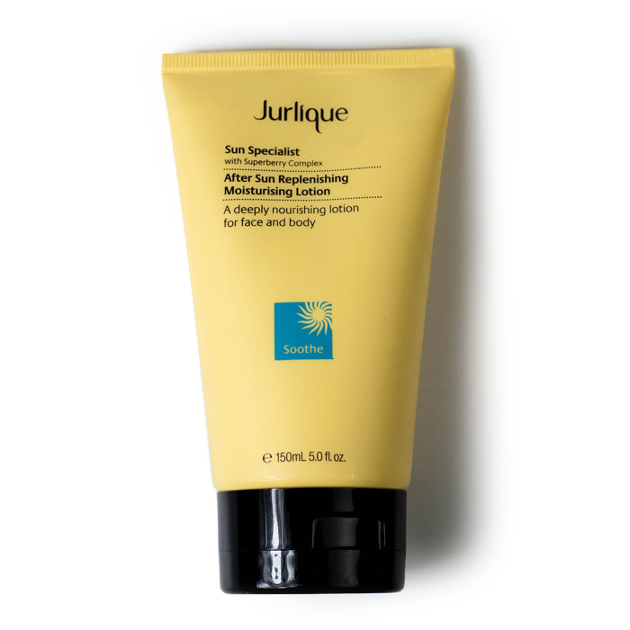 jurlique sun specialist after sun replenishing moisture lotion
