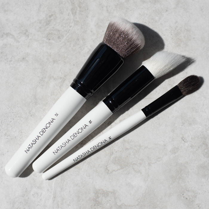 natasha denona foundation brushes