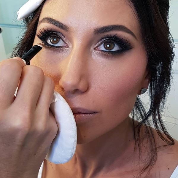 Natasha Denona Bridal Makeup