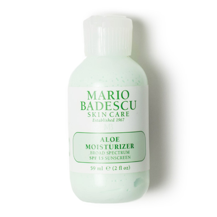 mario badescu aloe moisturizer