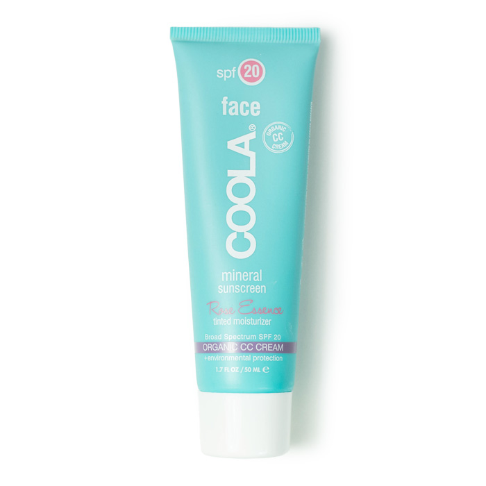coola mineral sunscreen face tinted moisturiser