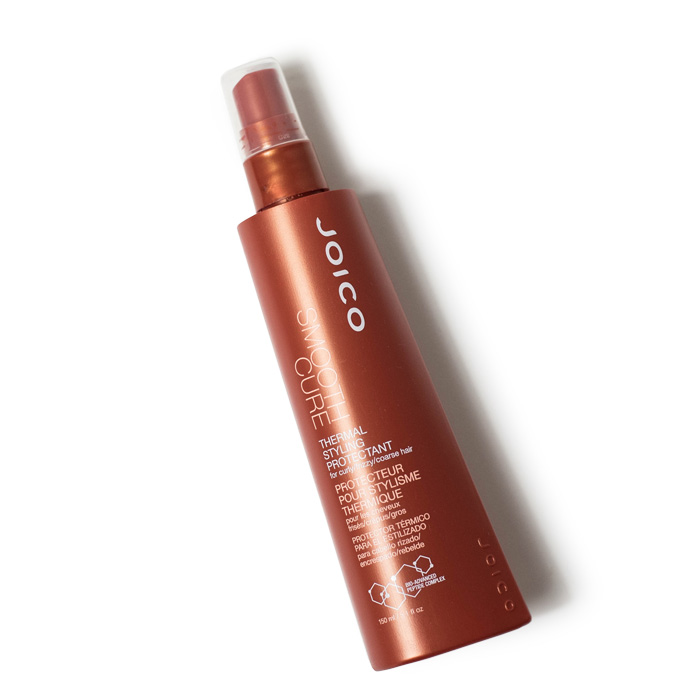 joico smoothcure thermal styling