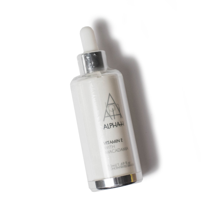 alpha h vitamin E serum