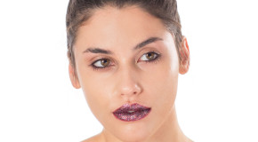 The Glitter Lip Tutorial