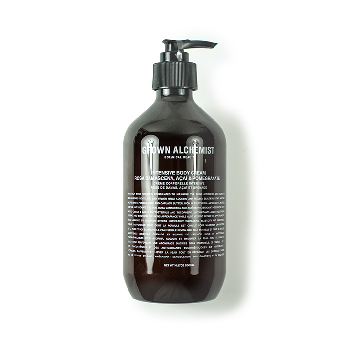 grown alchemist intensive body cream