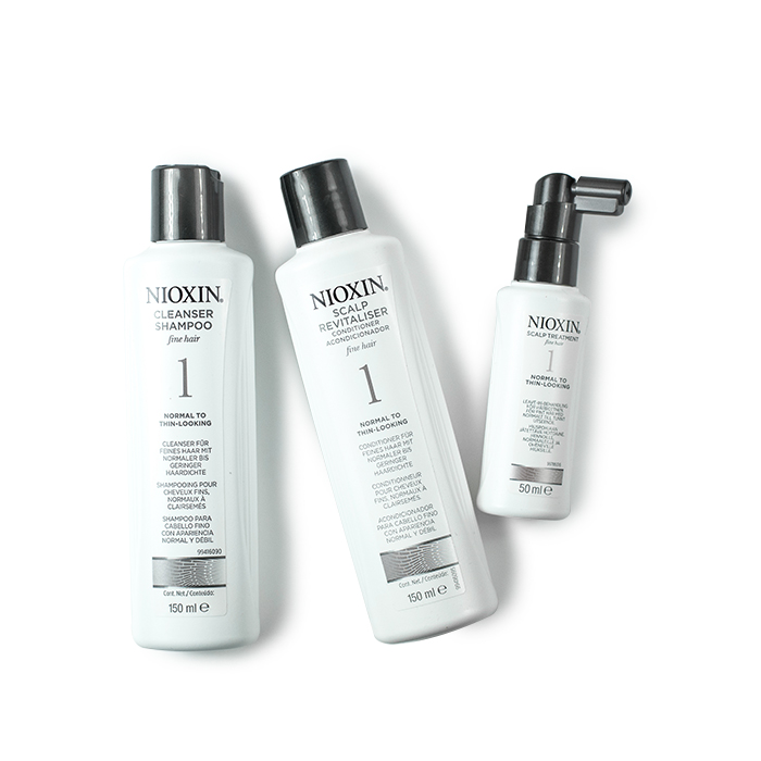 nioxin hair system kit 1