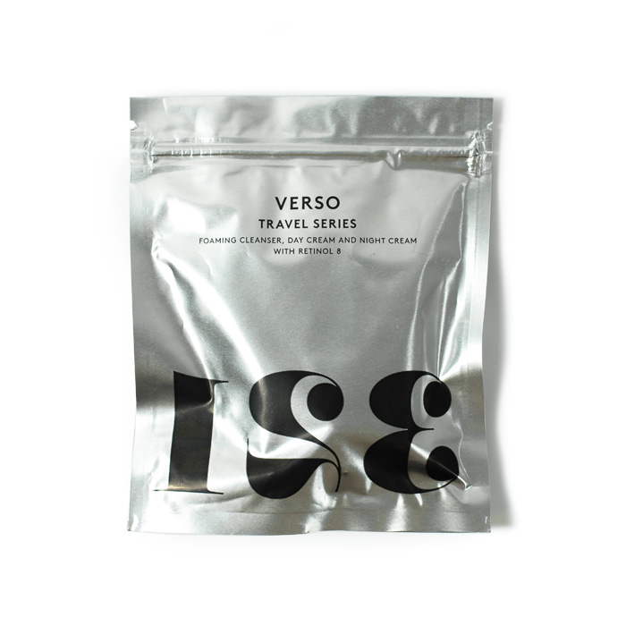 verso travel kit