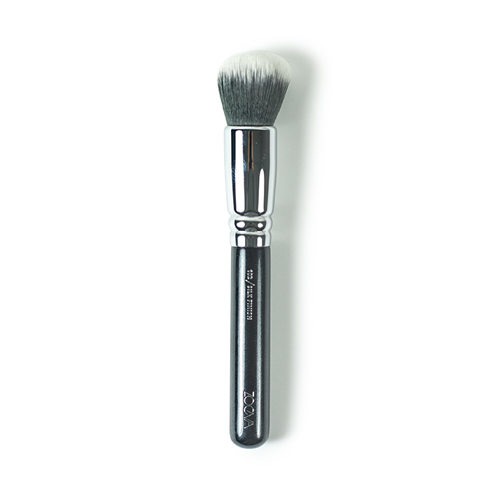 zoeva silk finish brush