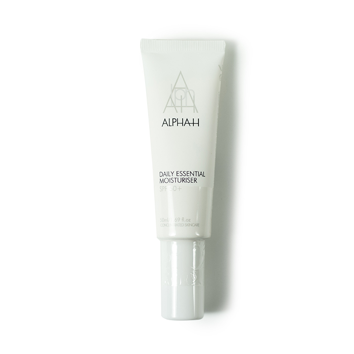 alpha h daily essential moisturiser