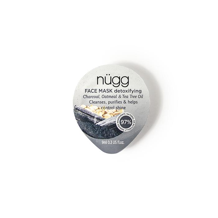 nugg charcoal mask