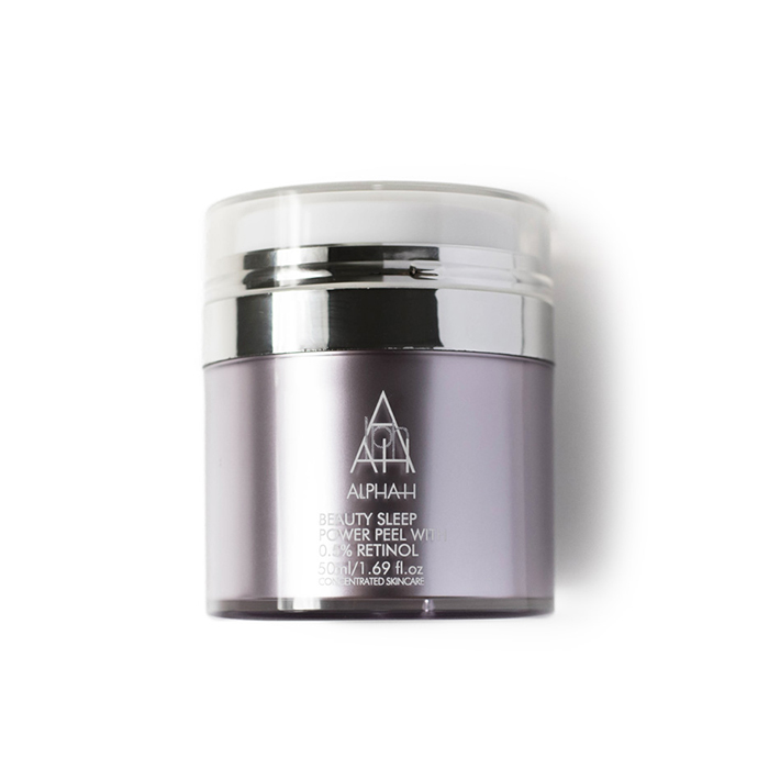 alpha h sleep peel