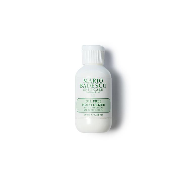 mario badescu oil free moisturizer