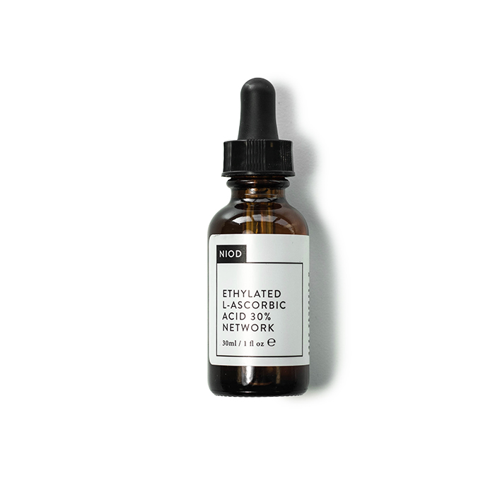 niod ethylated L ascorbic acid 30