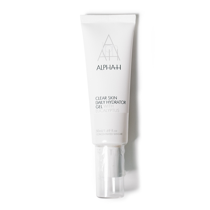 alpha h clear skin daily hydrator