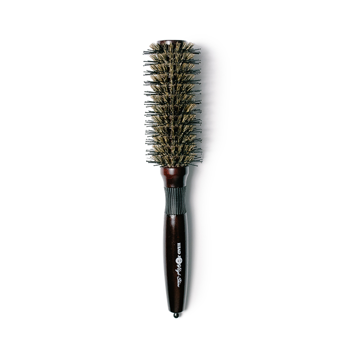 head jog high shine radial brush