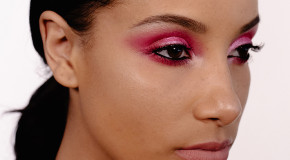 Here's What Happens When You Use Lipstick As Eye Makeup