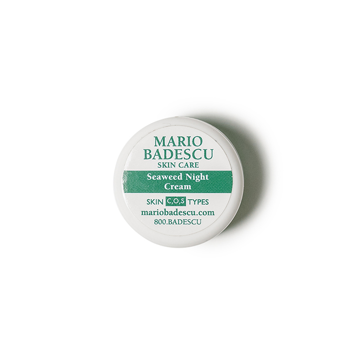 premier mario badescu seaweed night cream