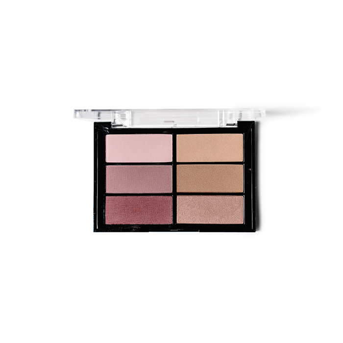 viseart plum bronze blush palette