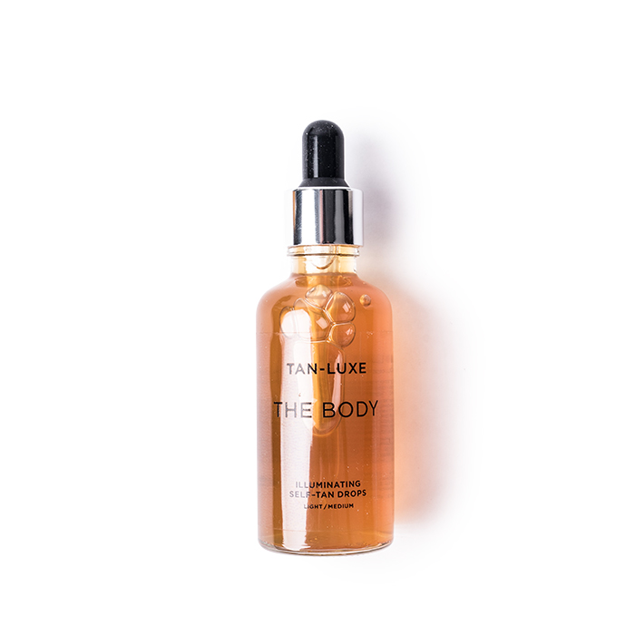 tan luxe the body