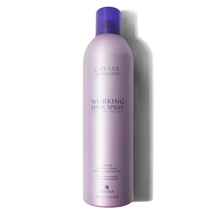 alterna hairspray