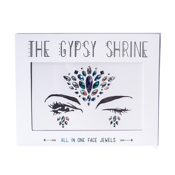 the gypsy shrine disco nights all in one face jewels