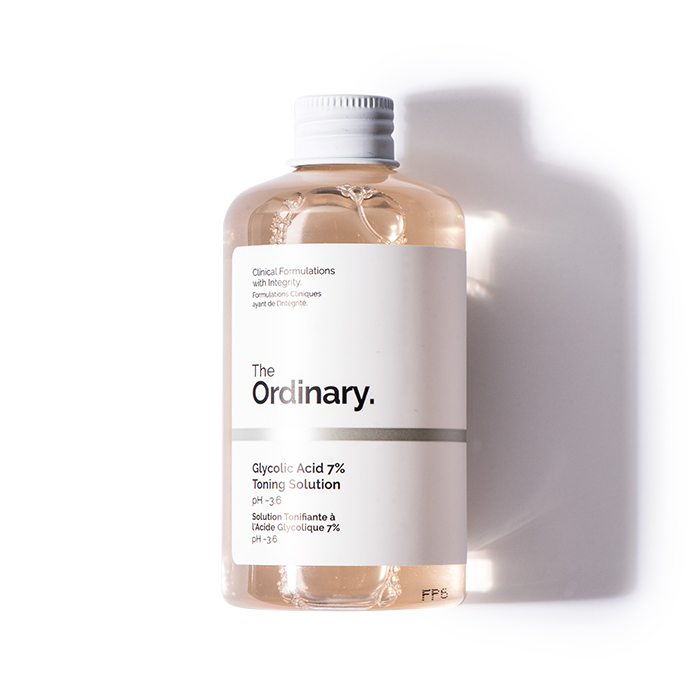 the ordinary glycolic