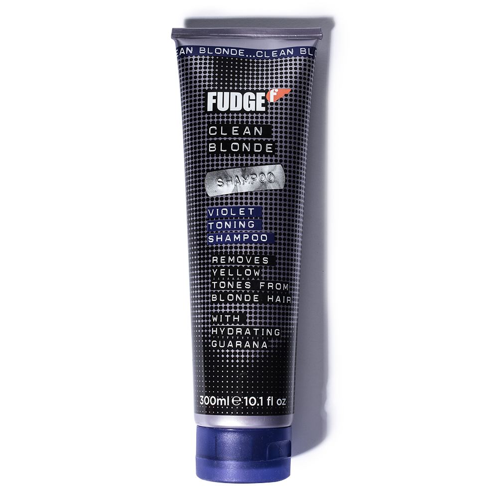 fudge clean blonde shampoo
